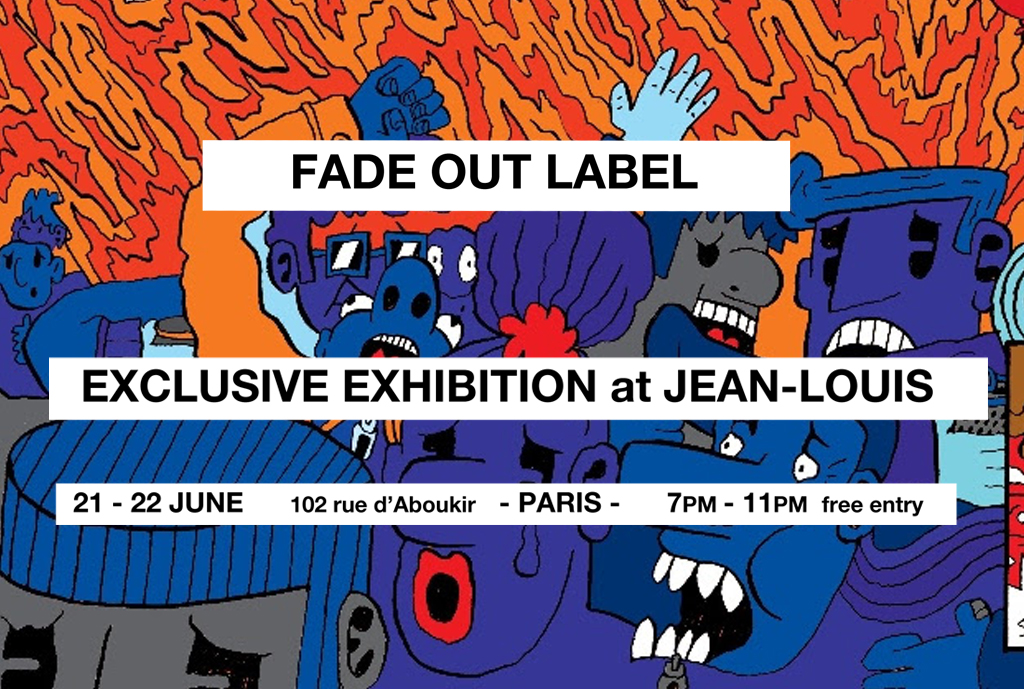 fade out label - jean louis - paris fashion week